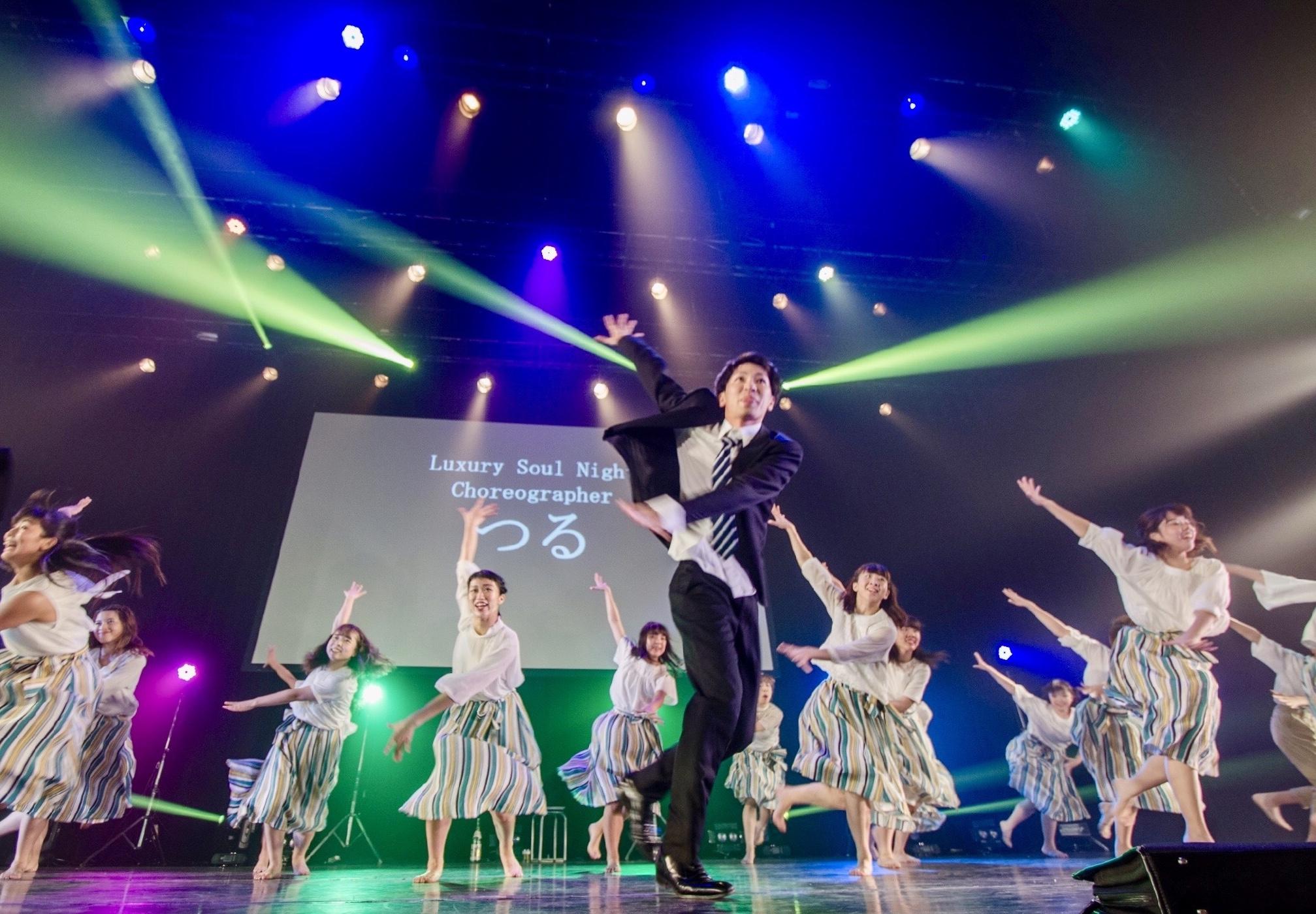 出演者は1,400人超!花よりダンス、花見より「Luxury Soul Night Premium」日本最大級のダンスの祭典 全85組で開催 日本の振付師と人気のダンサーを一度に体感できる当日のタイムテーブルが公開 – 3月31日は豊洲PITへ。出演はKING OF SWAG、Go Go BROTHERS、Hilty & Bosch他。
